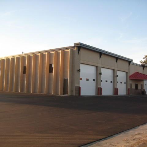 Livonia Township Maintenance/Fire Substation