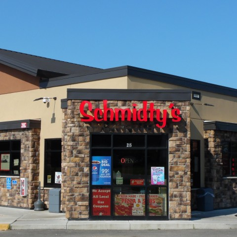 Schmidty's Convenience Store and Car Wash- Annandale, MN