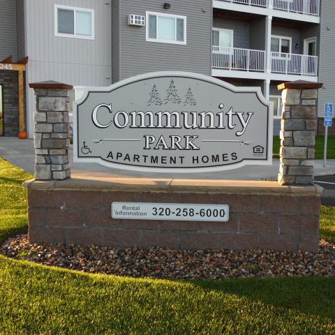 Community Park Apartments