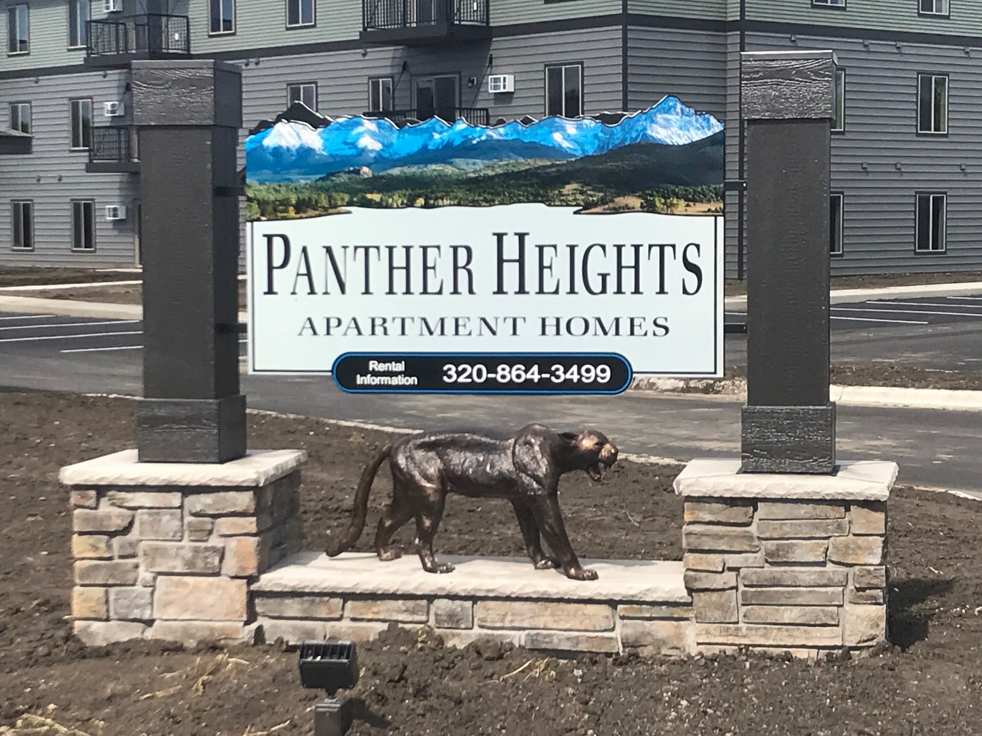 PANTHER HEIGHTS APARTMENTS