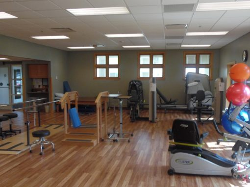 CLARA CITY CARE CENTER-NEW ENTRANCE/PHYSICAL THERAPY ADDITION