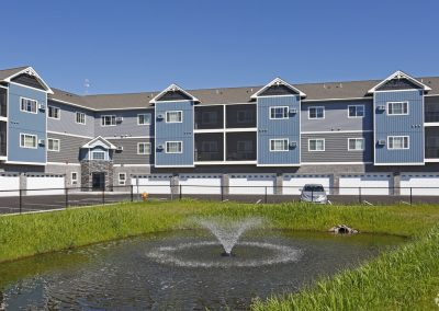 VILLAGES OF CREEKSIDE APARTMENTS