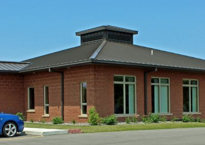 NEW CONSTRUCTION OF MIDDLE FORK CROW RIVER WATERSHED DISTRICT OFFICE