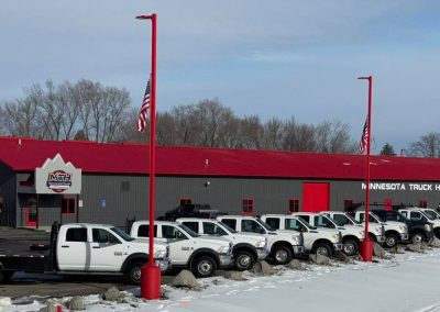 Minnesota Truck Headquarters Commercial Remodel